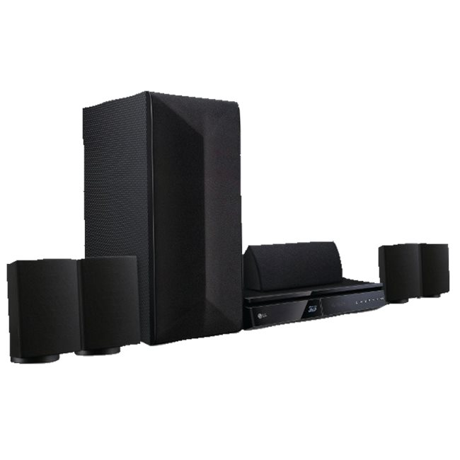 Home Cinema LG LHB625 3D BluRay