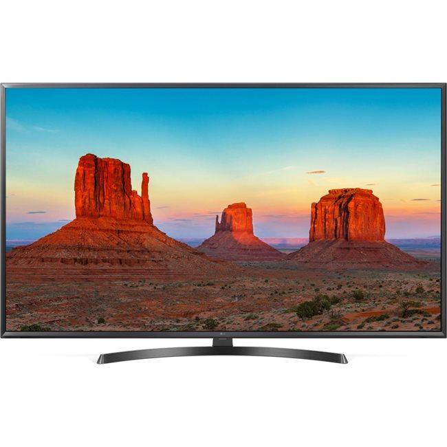 TV LG 43UK6470PLC (UHD, Smart) (έως12άτοκες)
